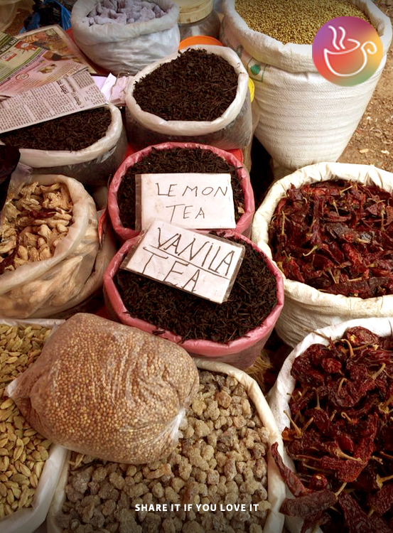 Tea in India 1