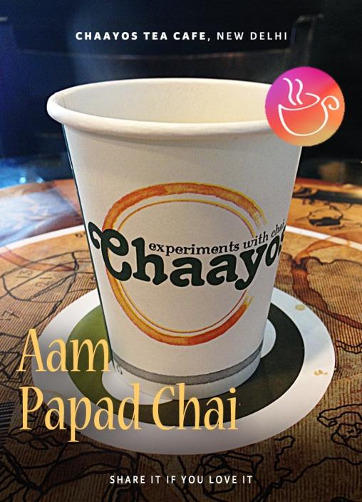 Special Tea Chaayos