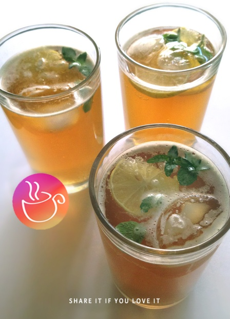 Shandy Lemon Mint