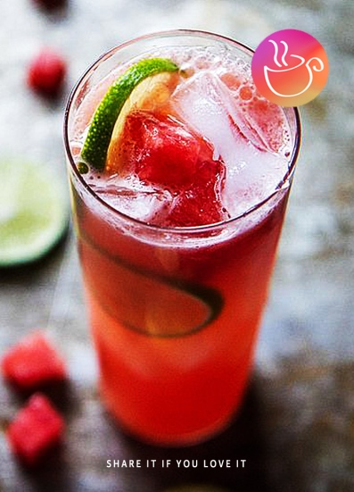 Watermelon Ice Tea