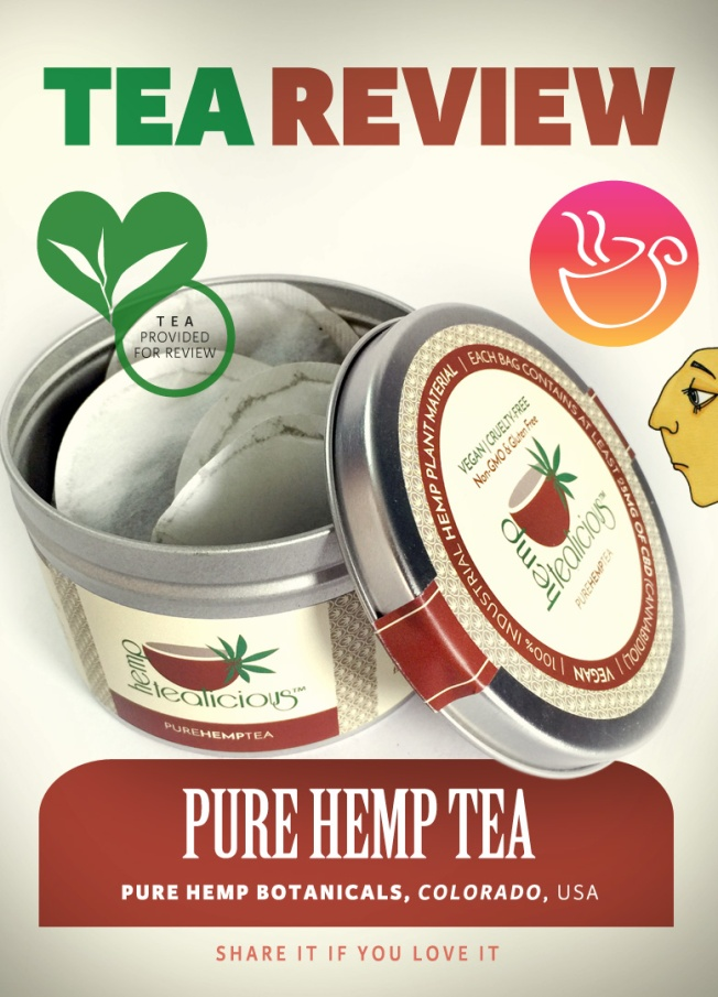 Hemp tea review