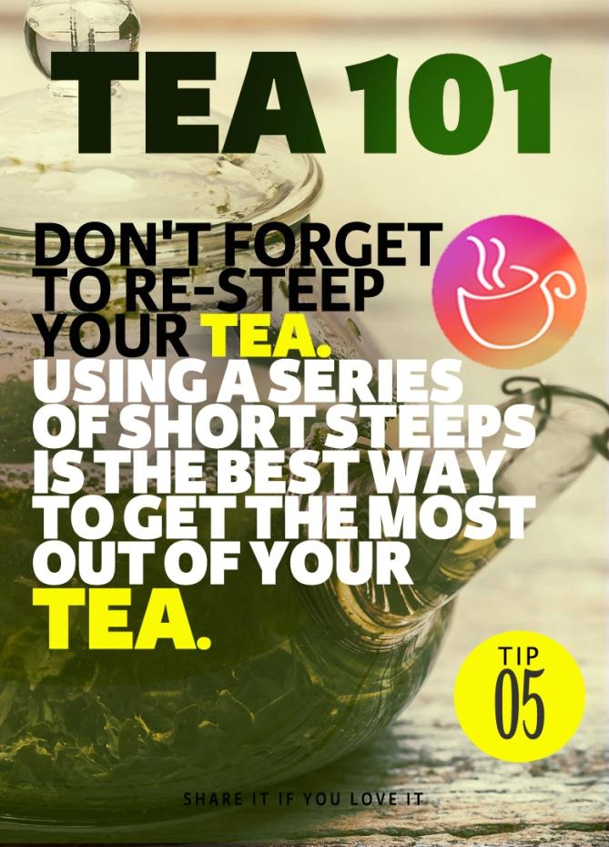 Tea Tip 05