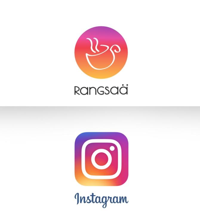Rangsaa Vs Instagram identity
