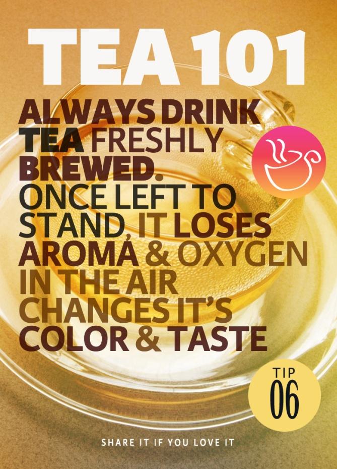 Tea Tip 06
