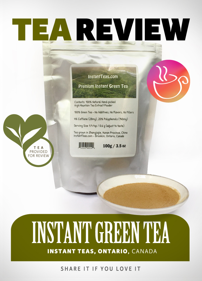 Review Instant teas