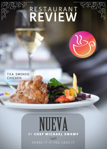 restaurant review Nueva