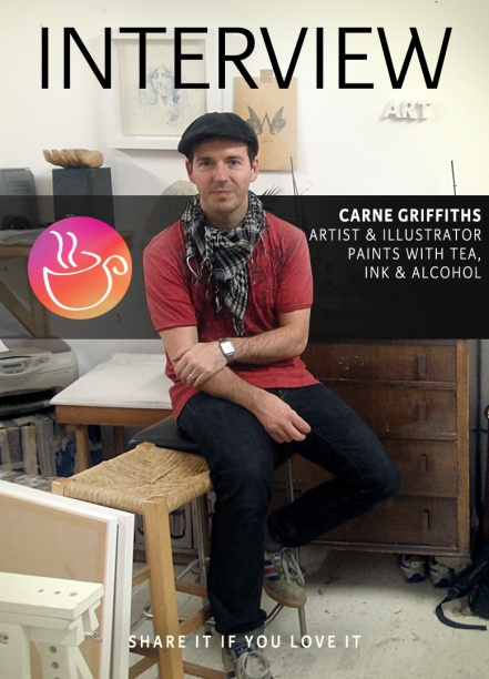 Carne Griffiths Interview