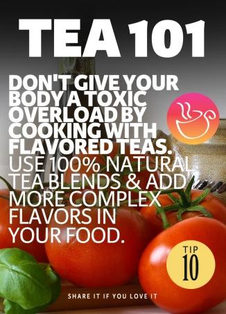 Tea Tip 10